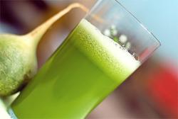 Сок зеленой редьки