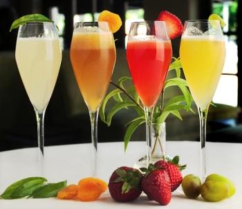 Натуральные и полезные напитки