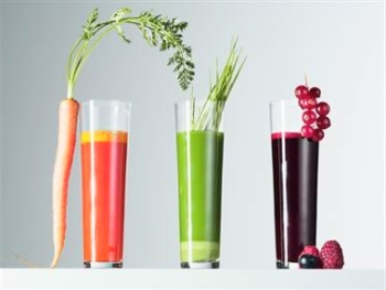 Витамины из соков