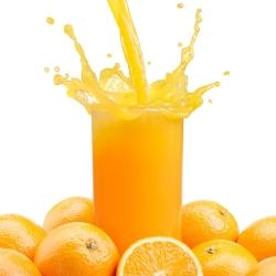 Витамины в соке из апельсина