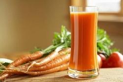 Польза сока моркови