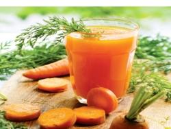 Как правильно пить сок моркови