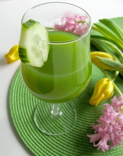 Огуречный сок свойства