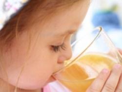 Сок из груши для детей