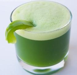 Сок зеленого перца болгарского