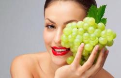 Сок из винограда в косметологии