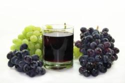 Польза и вред сока из винограда