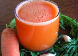 сок моркови